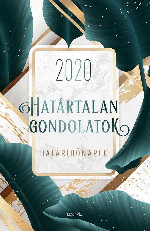 Határtalan Gondolatok 2020 - Édesvíz Kiadó