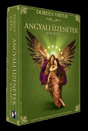 Doreen Virtue - Angyali üzenetek Jóskártya